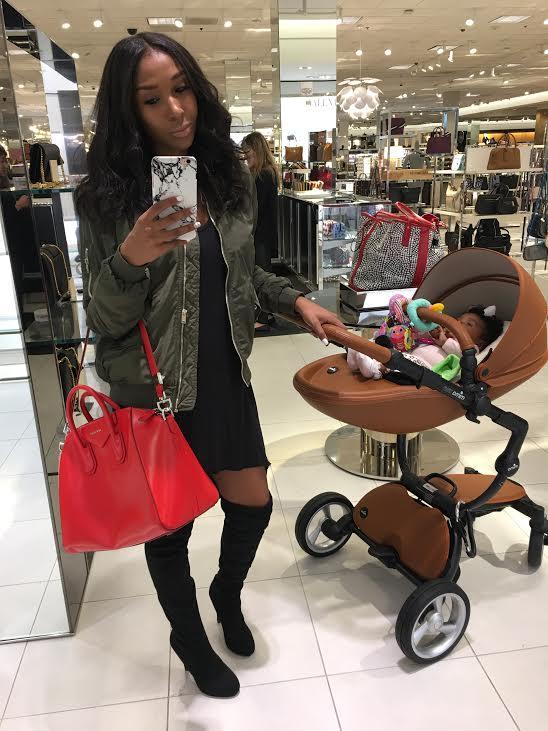 4 months postpartum