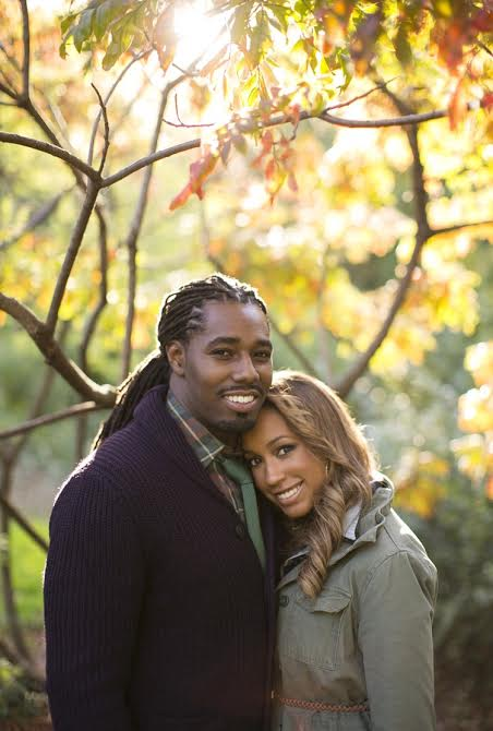 Mr. and Mrs. Jamel Powell