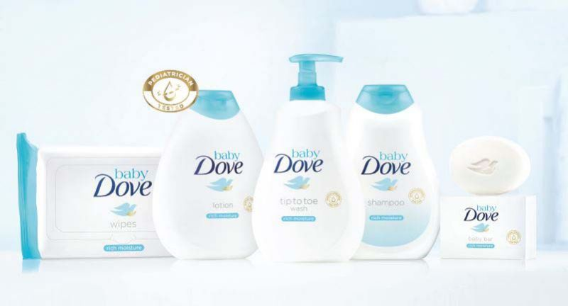 BABY DOVE COLLECTION REVIEW - In Drew's Shoes