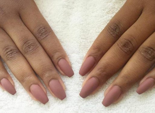 My Review Of Gel Matte Manicure