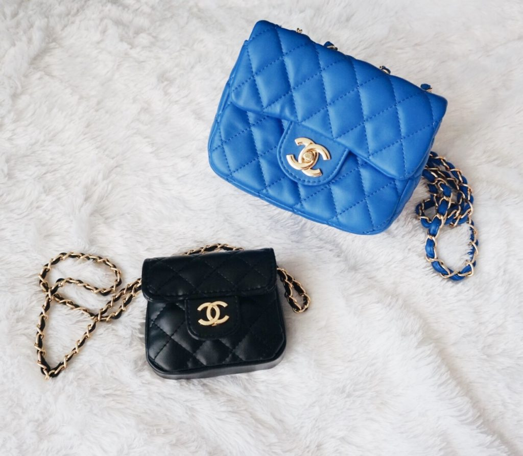 e36dd373c8a She also has two gucci purses that are shaped like animals – a fish and a  pig. Her cousin got these a while ago